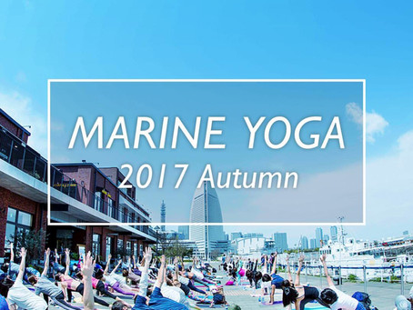 MARINE YOGA 2017 Autumn