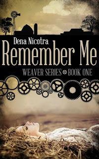 Book Cover Dena Nicotra Remember Me