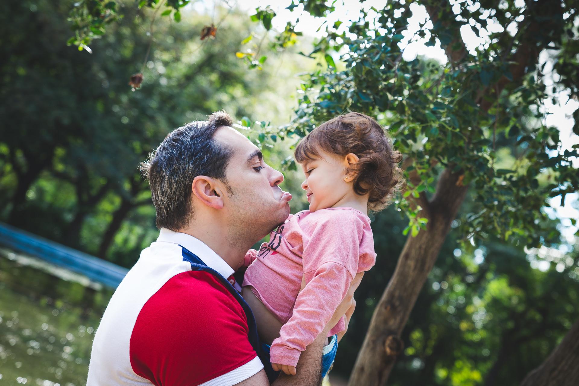 Fotógrafo de familias en barcelona