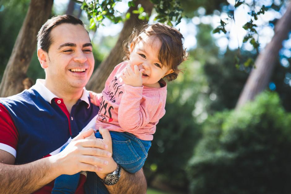 Fotógrafo familias barcelona