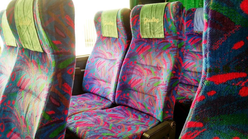 Автобус Неоплан 51 место