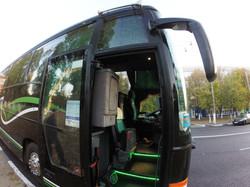 Туристический автобус Ванхол