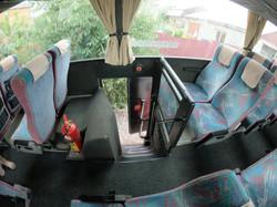 Туристический автобус ДАФ 51 мест