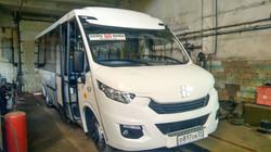 Новый туристический автобус Неман