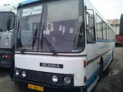 Городские автобусы: Скания 50 мест