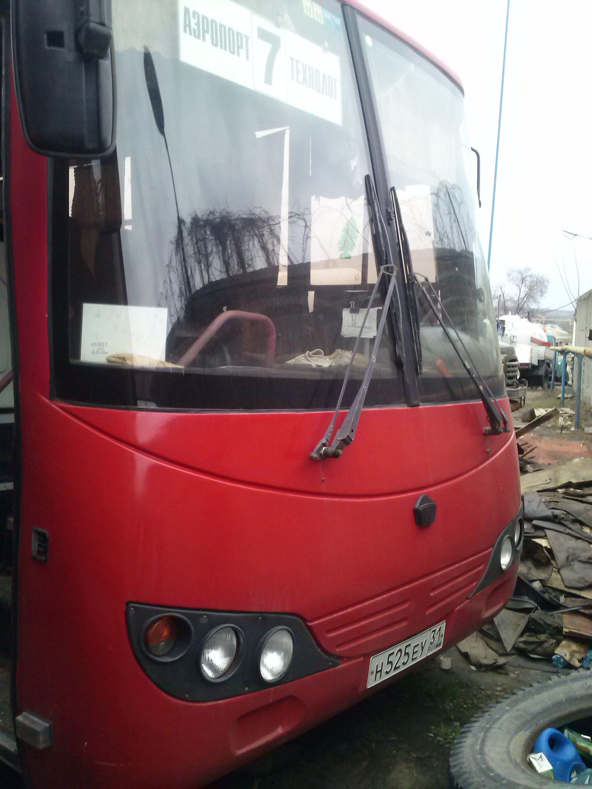 Городские автобусы: МАЗ 50 мест