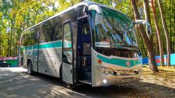 Туристический автобус Хендай