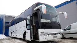 Туристический автобус Yutong