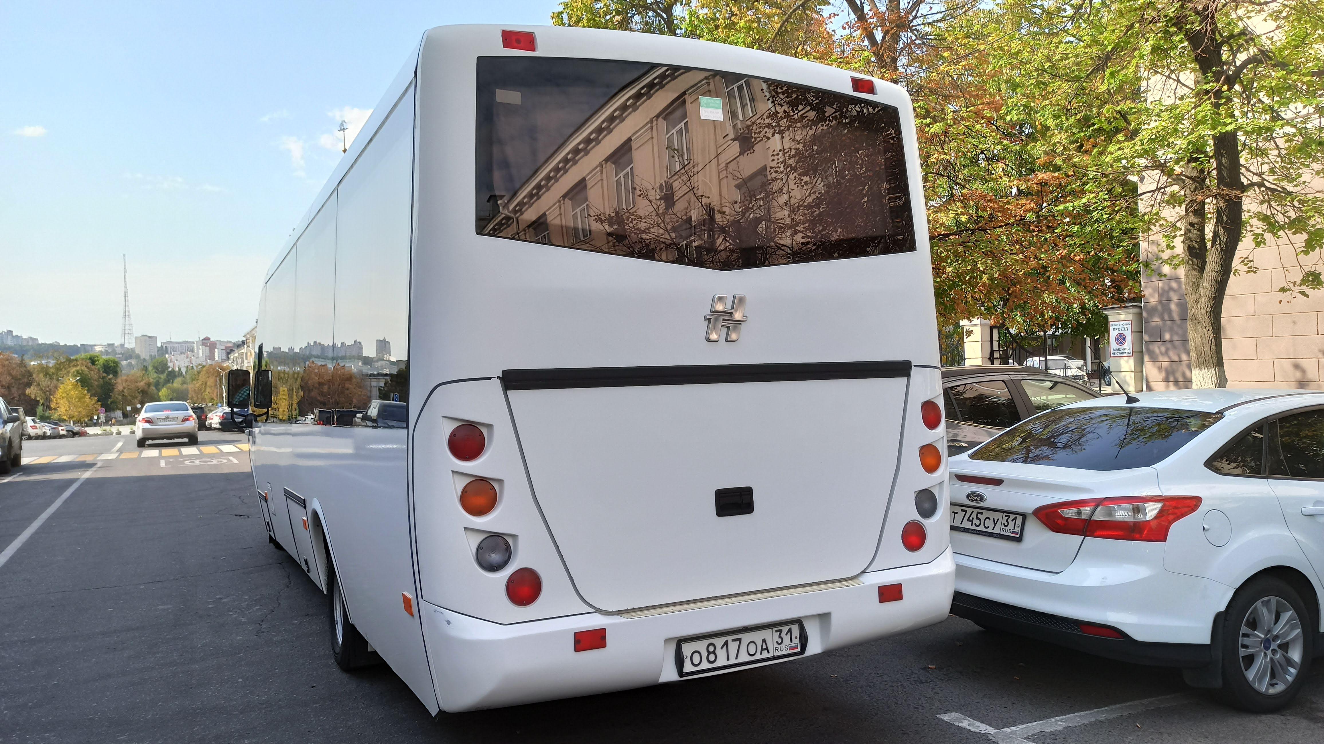 Туристический автобус Неман 30 мест