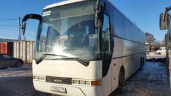 Туристический автобус МАН