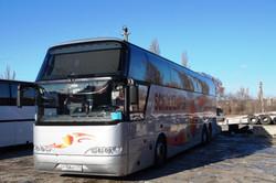 Неоплан туристический автобус