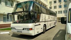 Туристический автобус Неоплан