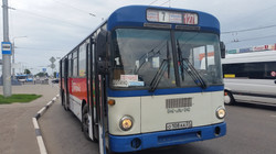Городские автобусы: MAN 50 мест