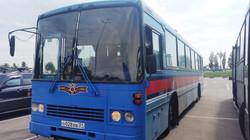 Городские автобусы: Вольво 50 мест