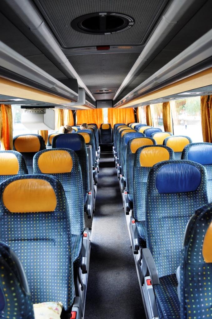 Туристический автобус Setra 315