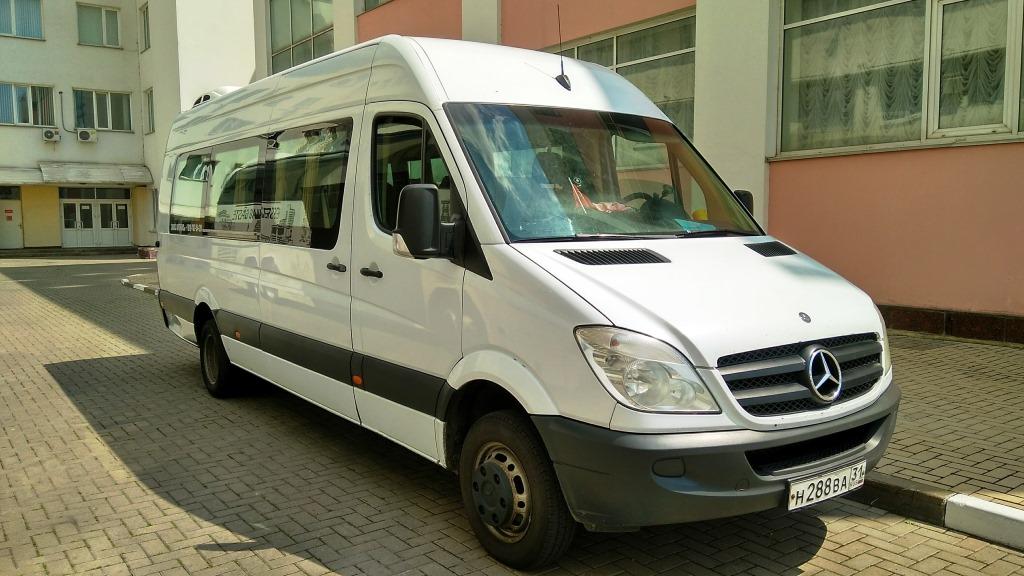 Микроавтобус Мерседес Спринтер