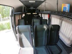Микроавтобус Крафтер 18 мест