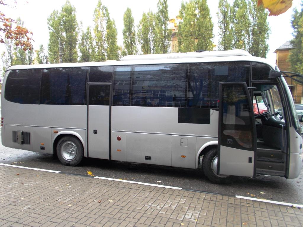 Туристический автобус Хайгер 35 мест