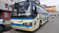 Туристический автобус на 55 мест Скания