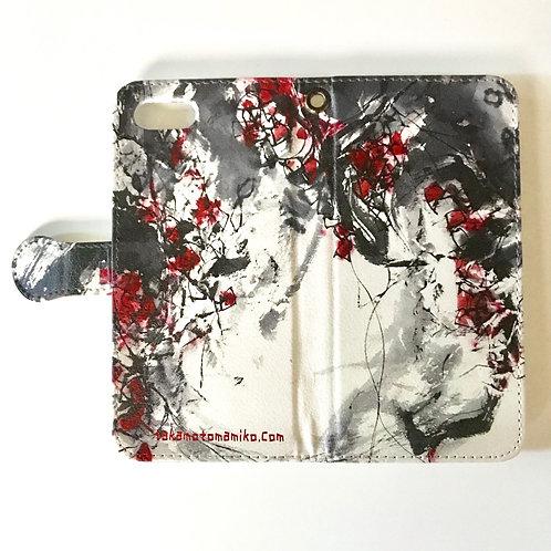 iPhone case - Pomegranate