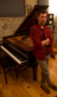Daniel Meron piano