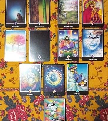 禅タロット12枚が見せてくれる世界