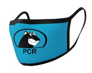 Teal PCR Mask
