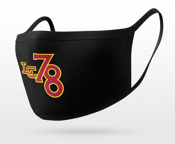 Black LC 7/8 Mask