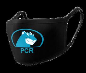Black PCR Mask