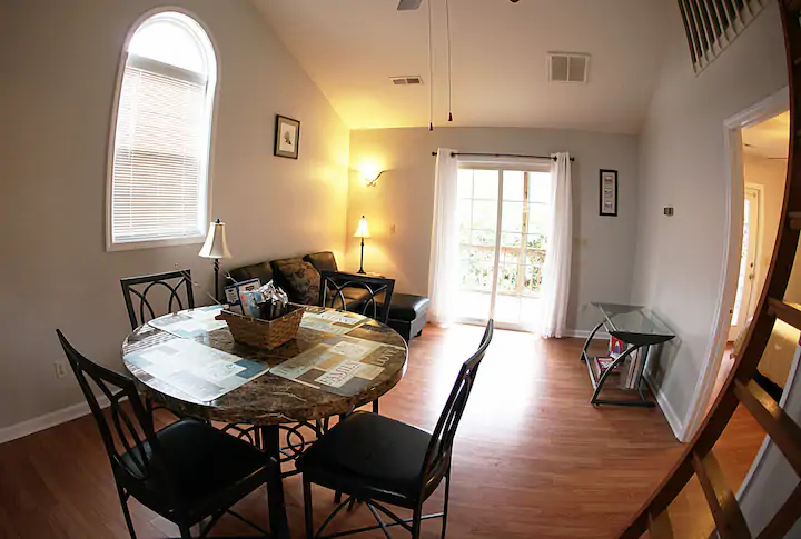 Dining Area/Living Room