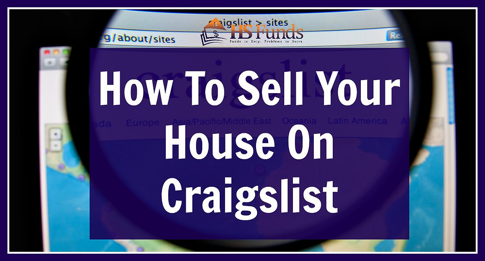 sell your house on craigslist