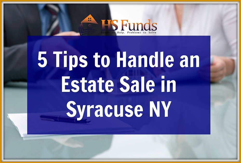 Estate Sale Syracuse NY