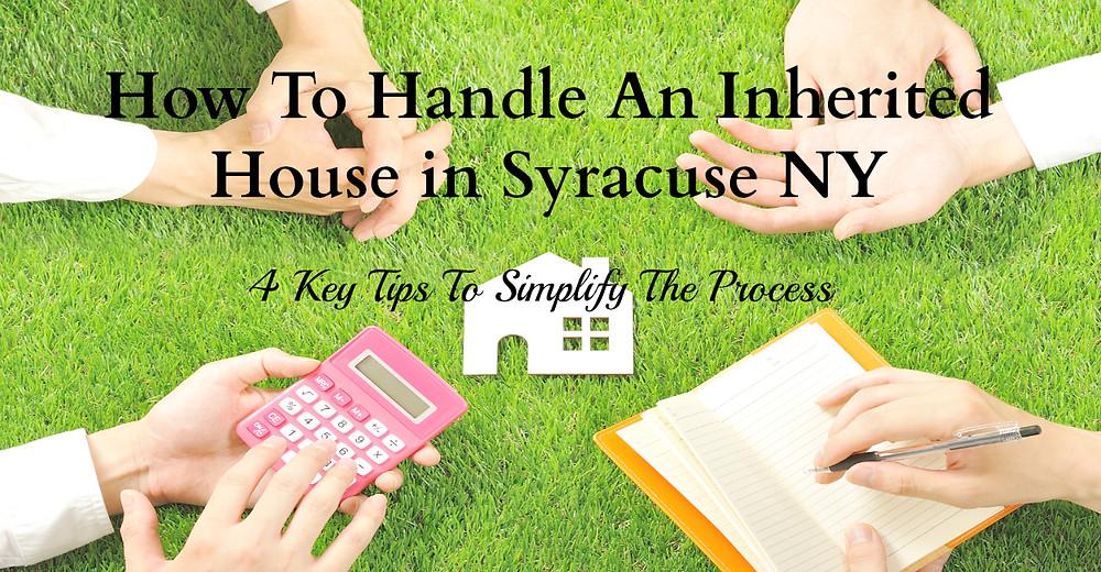 Inherited house syracuse ny