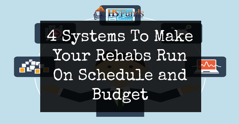 Rehab on budget on schedule