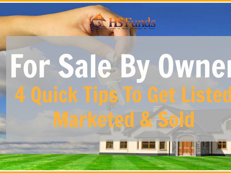For Sale By Owner Syracuse NY: 4 Quick Tips To Get Listed, Marketed & Sold