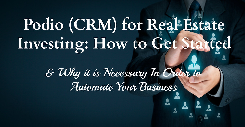 Real estate investing CRM