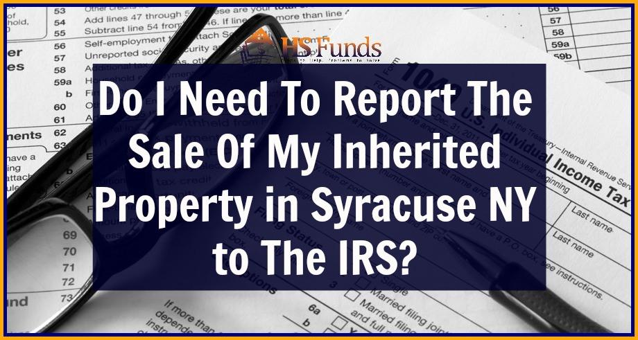 Inherited Property in Syracuse NY