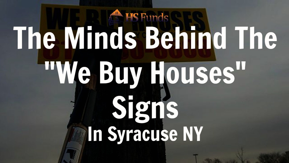 We Buy Houses Syracuse NY
