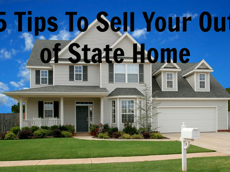 5 Tips To Sell Your Out Of State Home In Syracuse NY