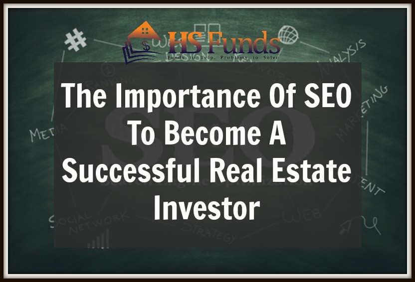 SEO Real Estate Investing