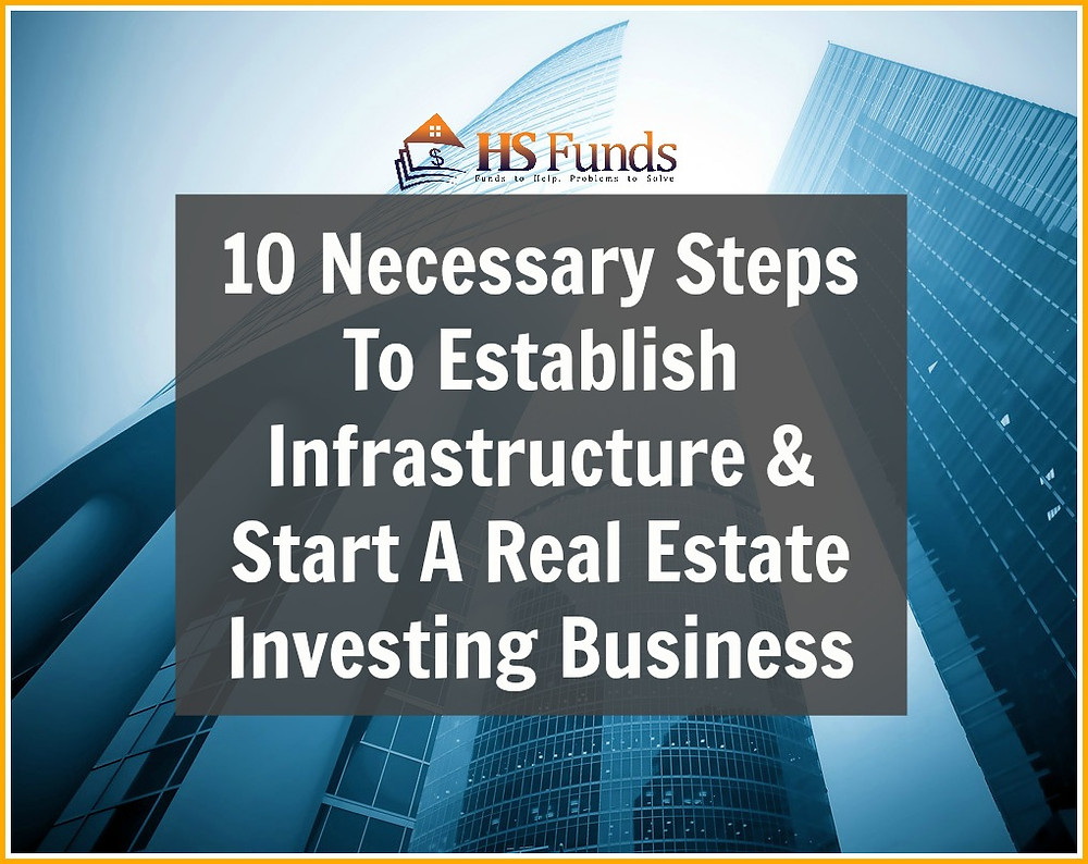 Start A Real Estate Investing Business