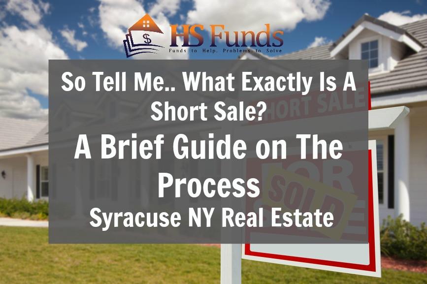 Short Sales Syracuse NY