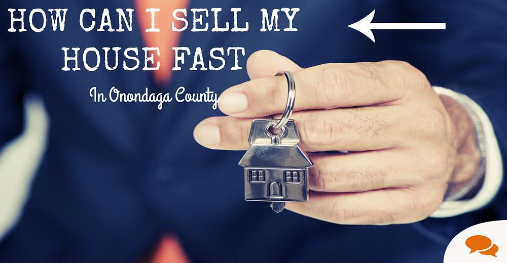 Sell House Fast Onondaga County