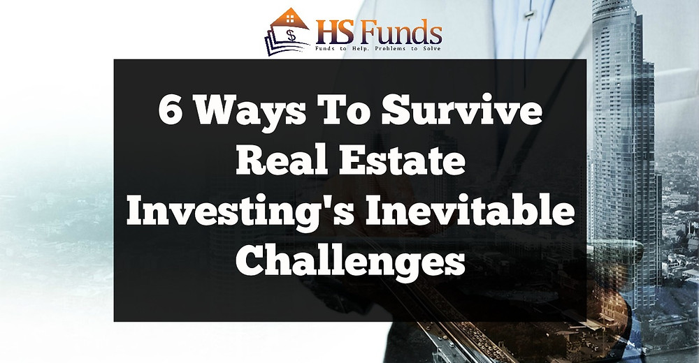 real estate investing challenges