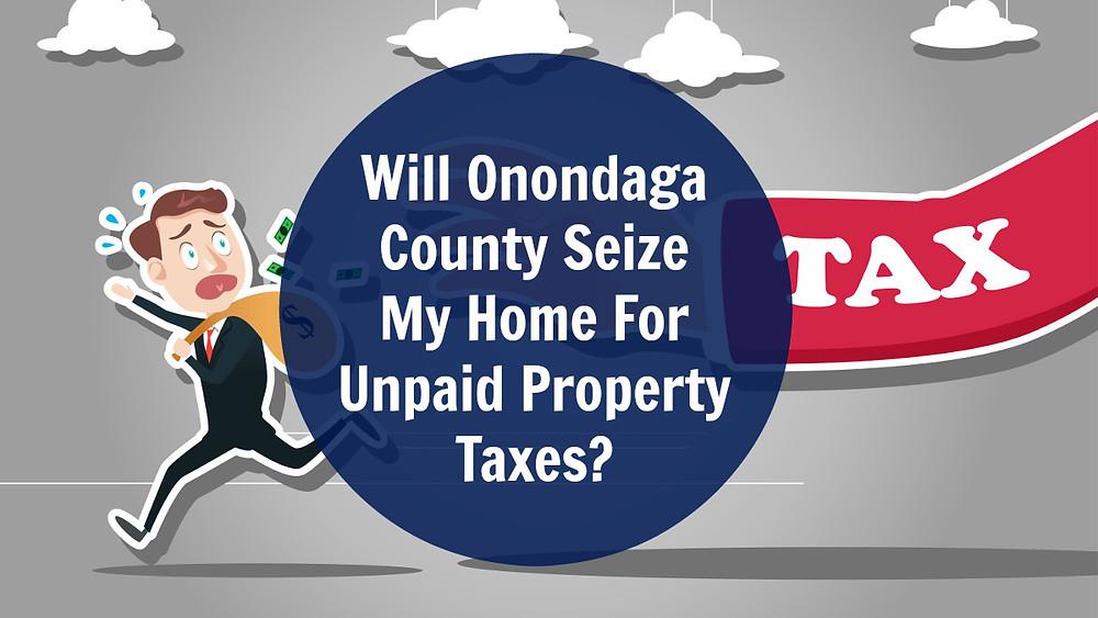 Onondaga County Unpaid Property Taxes