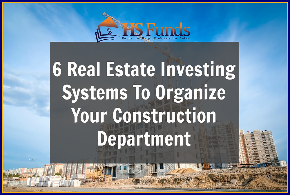 Real Estate Investing Systems