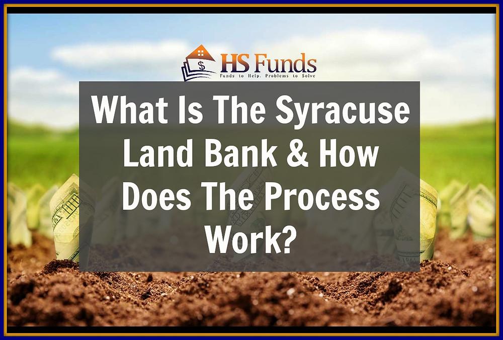 Syracuse Land Bank