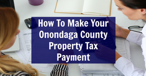 Onondaga County Property Tax Payment