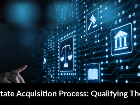 Real Estate Acquisition Process: Qualifying The Seller