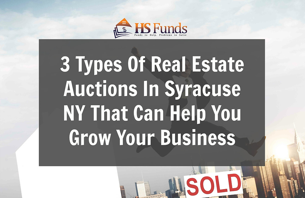 Real Estate Auctions Syracuse NY